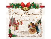 聖誕電子卡 Christmas Card-Emma