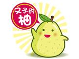 又子的柚 平面設計
