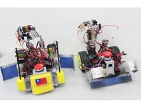 輪型救災機器人-空先生