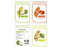 水果乾外包裝設計競標案作品2-NEO07 Studio