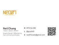 NEO07 STUDIO 名片2-NEO07 Studio