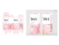 包裝紙盒設計-M Design